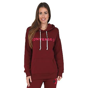 Converse Women's Star Chevron Oversized Hoodie