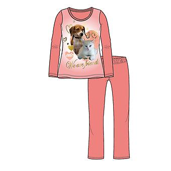 Chien/chat pyjamas taille 98/104