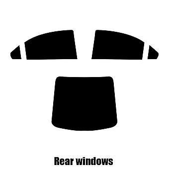 قبل قص صبغة نافذة-صالون