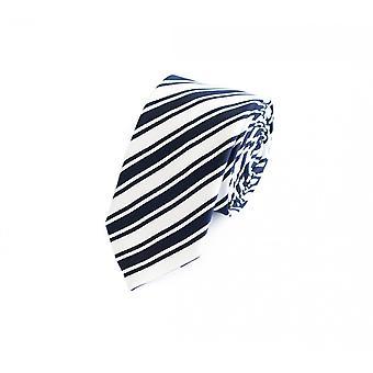 Lazo lazo lazo lazo 6cm azul Fabio Farini blanco rayas