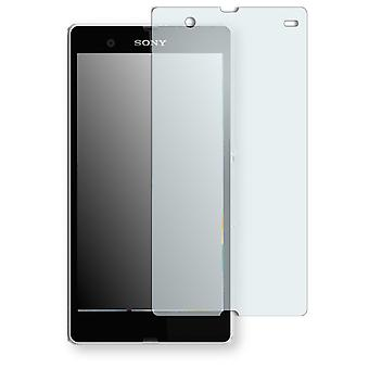 Sony Xperia C6603 screen protector - Golebo crystal clear protection film