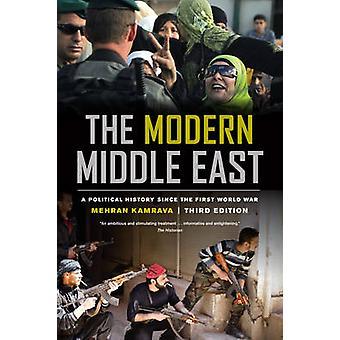 O moderno Oriente Médio-uma história política desde a primeira guerra mundial