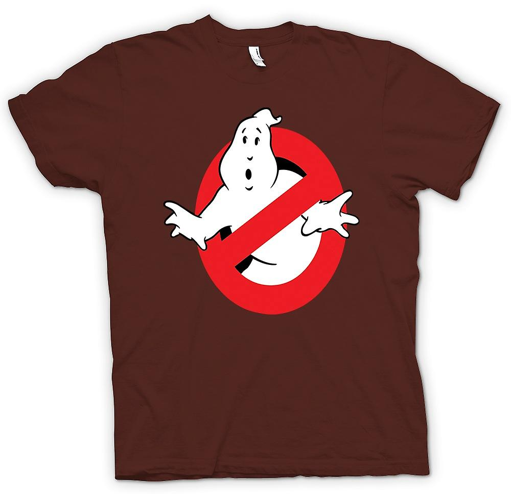 T-shirt Mens - Ghostbusters Logo