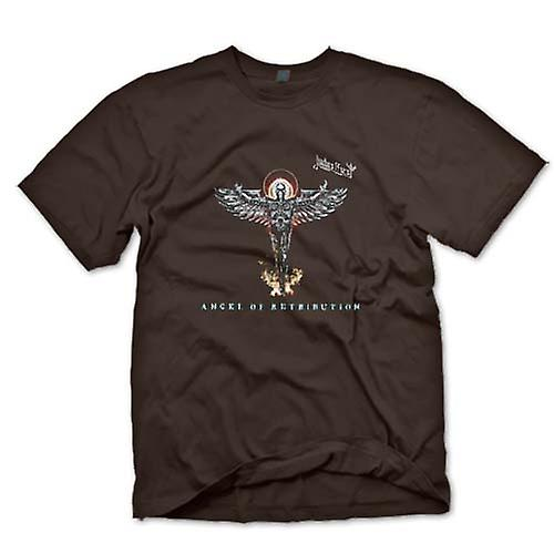 Mens t-skjorte - Judas Priest - Angel Of Retribution
