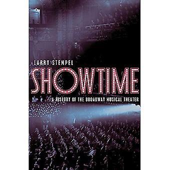 Showtime: En historie af Broadway Musical Teater