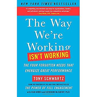 Be Excellent at Anything: The Four Keys to Transforming the Way We Work and Live