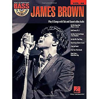James Brown : Bass Play-Along Volume 48