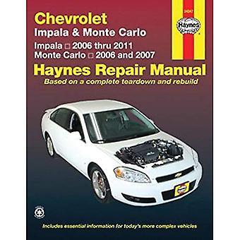 Haynes Chevrolet Impala; Monte-Carlo