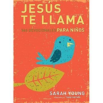 Jesus Te Llama: 365 Lecturas Devocionales Para Ninos