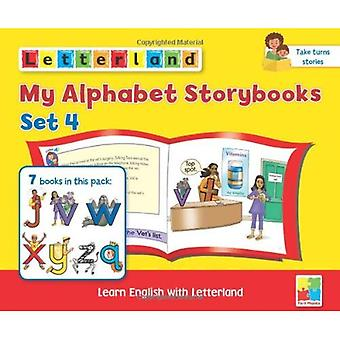 My Alphabet Storybooks: Set 4