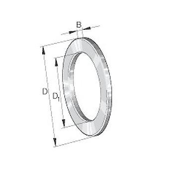 INA GS81109 położenie pierścienia zewnętrznego