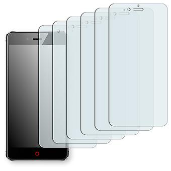 Nubia Z11 mini S screen protector - Golebo-semi Matt protector (miniature sheet)