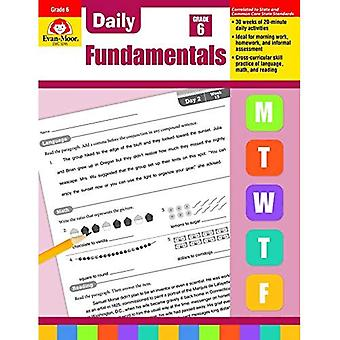 Daily Fundamentals, Grade 6� (Daily Fundamentals)