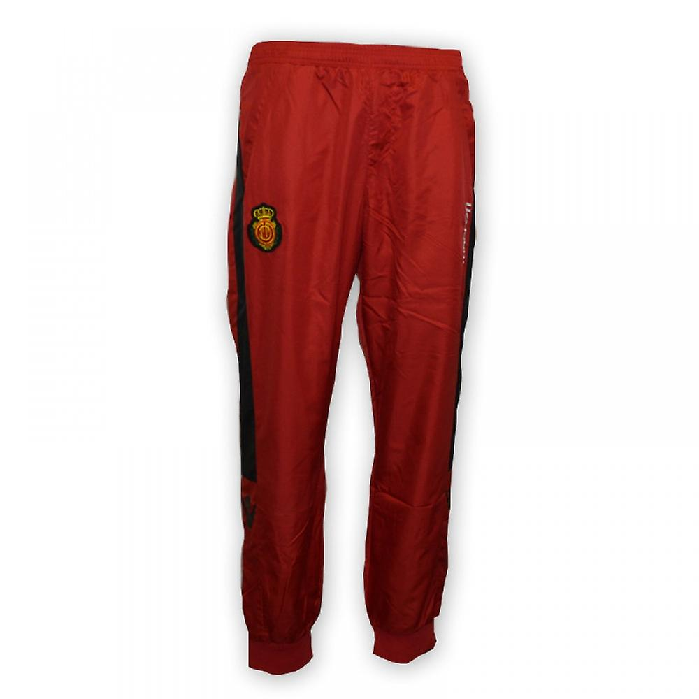 2014-15 Mallorca Official Travel Pants (Red)