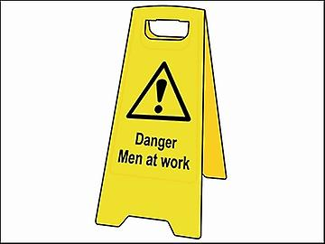 Scan Men At Work Heavy-Duty A Board