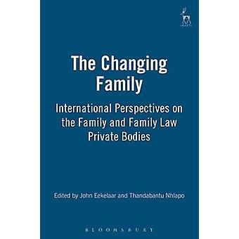 The Changing Family by Eekelaar & John