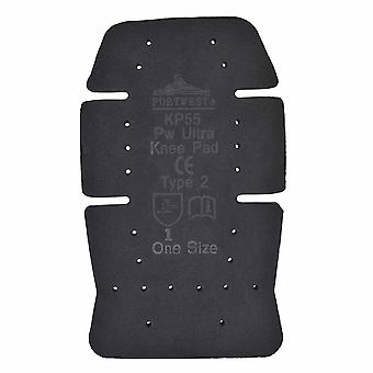 PORTWEST - Ultra Knee Pad nero Regular