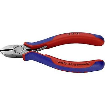 Knipex 76 12 125 elektrische & Precision Engineering side Cutter non-flush type 125 mm