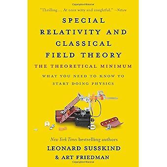 Relatività e teoria dei campi classica: il minimo teorico