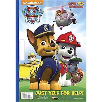 Just Yelp for Help! (Paw Patrol) by Golden Books - Golden Books - 978