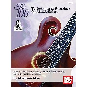 The 100-Techniques & Exercises for Mandolinists by Mair Marilynn - 97
