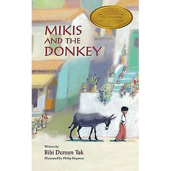 Mikis and the Donkey by Philip Hopman - Laura Watkinson - 97808028543