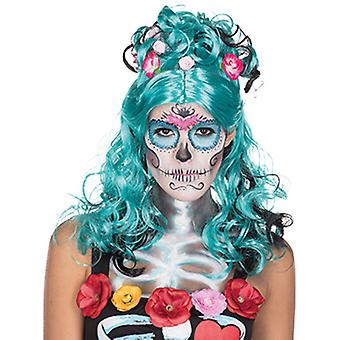 Day of the Dead Perücke