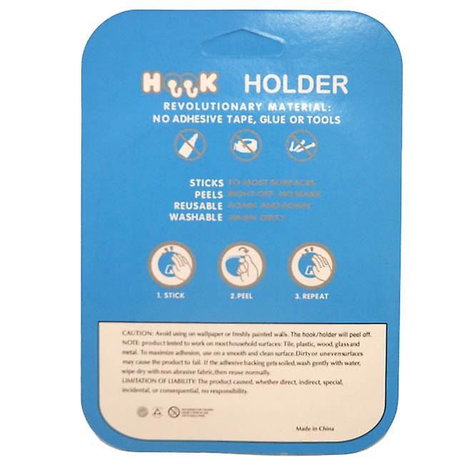 Mighty Holder (Pack of 2) - Silver