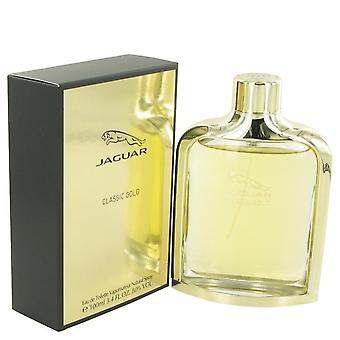 Jaguar Classic Gold Eau De Toilette Spray By Jaguar 100 ml