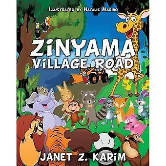 Zinyama Village Road