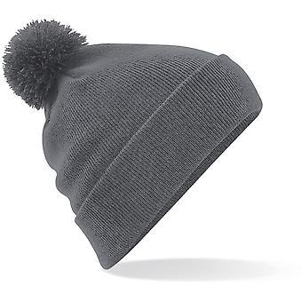 Beechfield - Original Pom Pom Beanie Hat