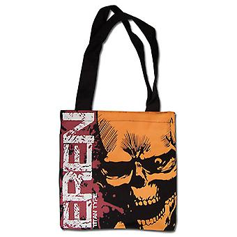 Tote Bag - Attack on Titan - New Eren Titan Type Anime Hand Purse ge11888