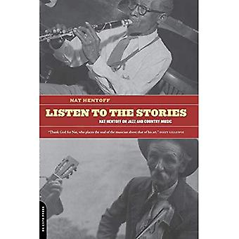 Listen to the Stories: Nat Hentoff on Jazz and Country Music