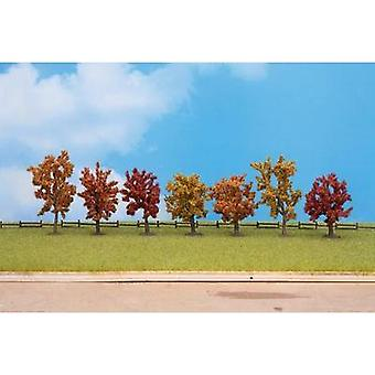 Tree set Height (min.): 80 mm Max. height: 100 mm NOCH 25070 Autumn 7 pc(s)