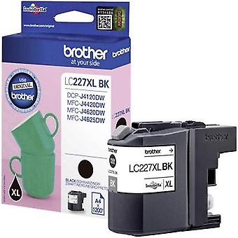 Brother Ink LC-227XLBK opprinnelige svart LC227XLBK