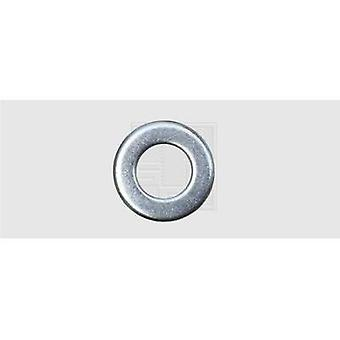 Washer Inside diameter: 6.4 mm M6 DIN 125