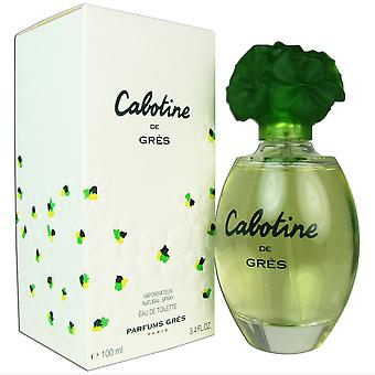 Cabotine for Women by Gres 3.4 oz EDT Spray