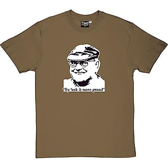 Fred Dibnah Men's T-Shirt
