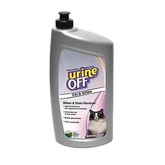 Urine Off Cat & Kitten 946ml