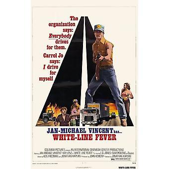 White Line Fever Movie Poster (11 x 17)