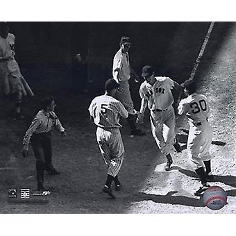 Ted Williams - Homeplate