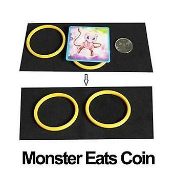 Magic material Monster eats coin magician conjure magic for beginners to professionals