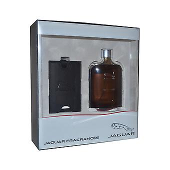 Klassiske Amber af Jaguar Eau de Toilette Spray 100ml med bagage-Tag