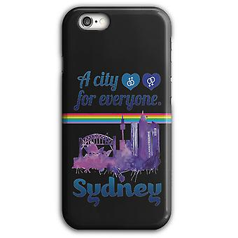 Pride Love Urban Sydney iPhone Case 5/5S 6/6S 6Plus/6SPlus 7/7Plus 8/8Plus | Wellcoda