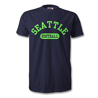 Seattle voetbal T-Shirt