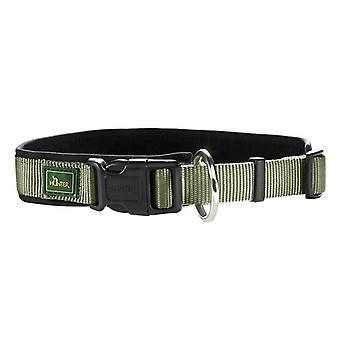 Cazador de neopreno Vario Plus 45 Collar de Nylon verde/negro 20 mm X 40-45cm