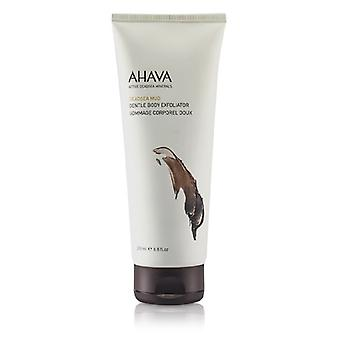 Ahava Deadsea Mud Gentle Body Exfoliator 200ml/6.8oz