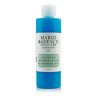 Mario Badescu Seaweed Bubble Bath & Shower Gel - For All Skin Types 236ml/8oz