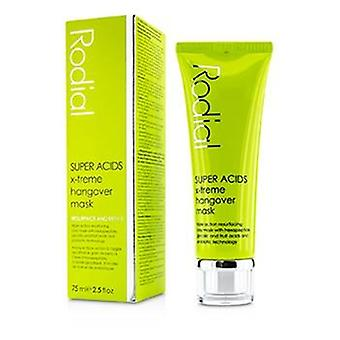 Rodial Super Säuren Maske der X-Treme-Kater - 75ml / 2,5 oz