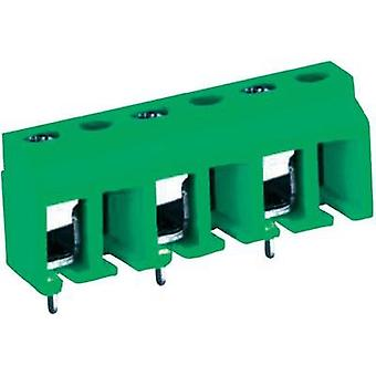 Screw terminal Number of pins 6 MA311-10006 DECA Green 1 pc(s)
